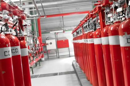 oltórendzser, tűzjelző rendszer